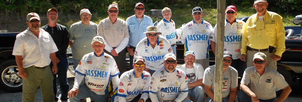 "Christian Bassmen of Montgomery ""Follow Me… and I will make you fishers of men."" Matthew 4:19"